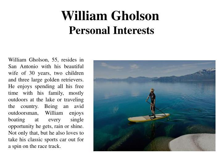 William Gholson