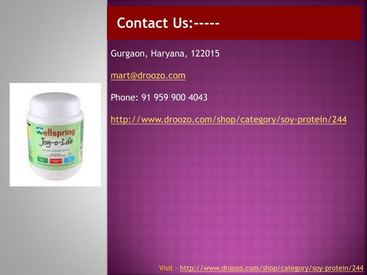 Contact Us:-----