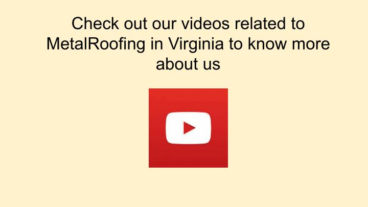 Check out our videos related to