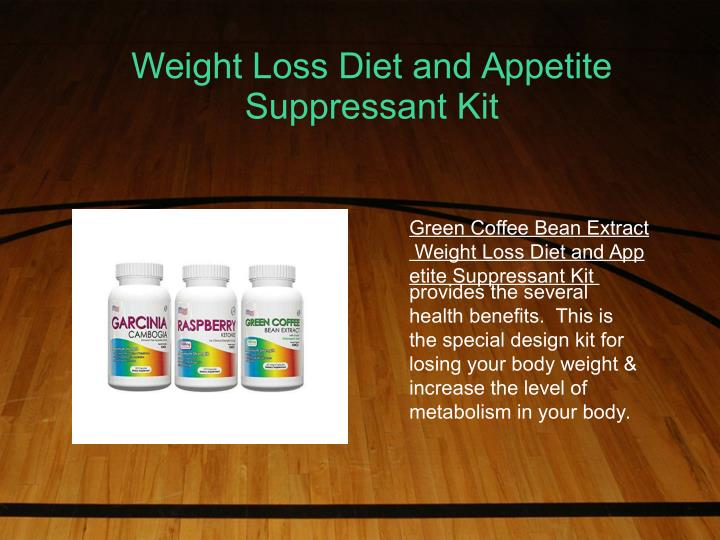 Weight Loss Diet and Appetite