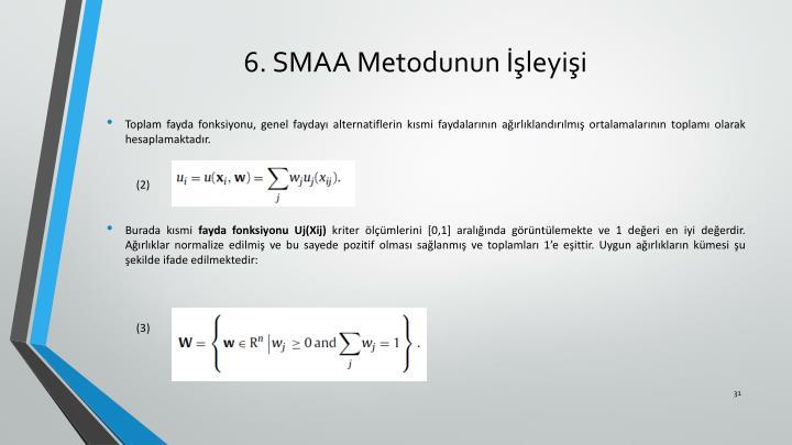 6. SMAA