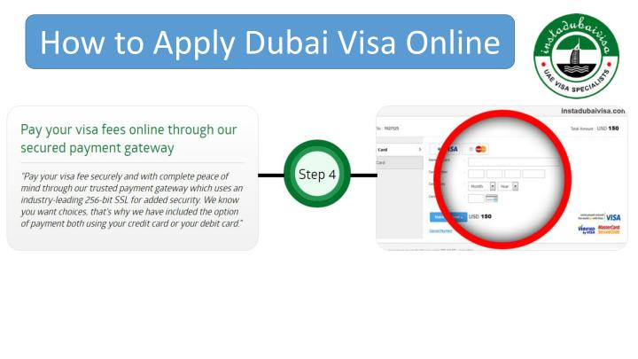 How to Apply Dubai Visa Online