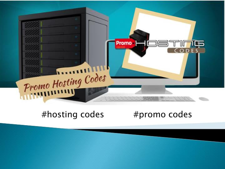 Hosting codes promo codes