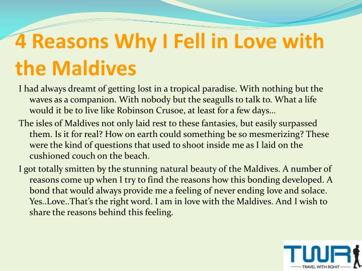 4 reasons why i fell in love with the maldives1