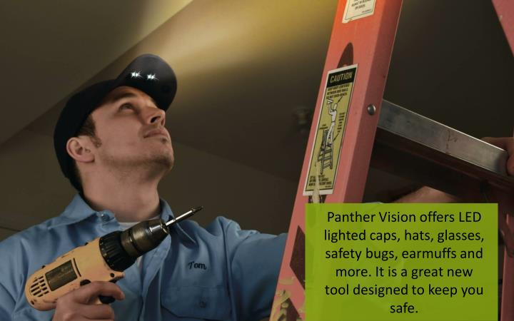 Panther Vision offers LED
