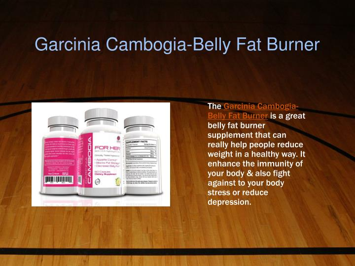 Garcinia Cambogia-Belly Fat Burner