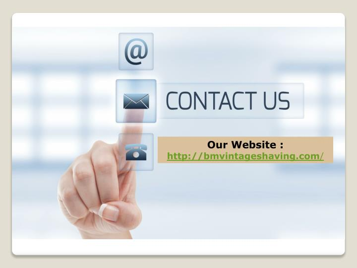 Our Website :