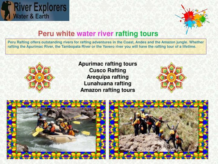 Peru white