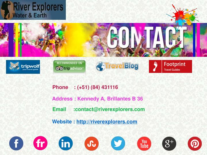 Phone    : (+51) (84) 431116