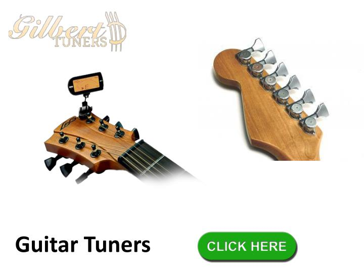 Guitar Tuners