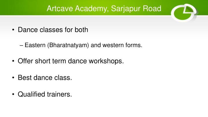 Artcave Academy, Sarjapur Road