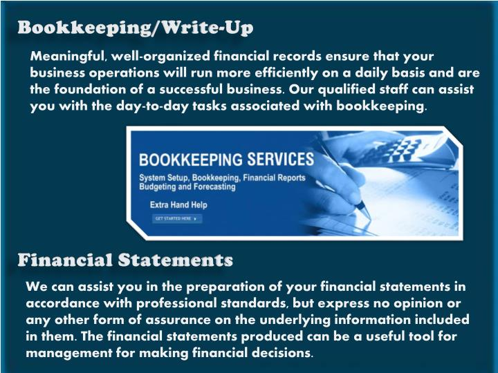 Bookkeeping/Write-Up