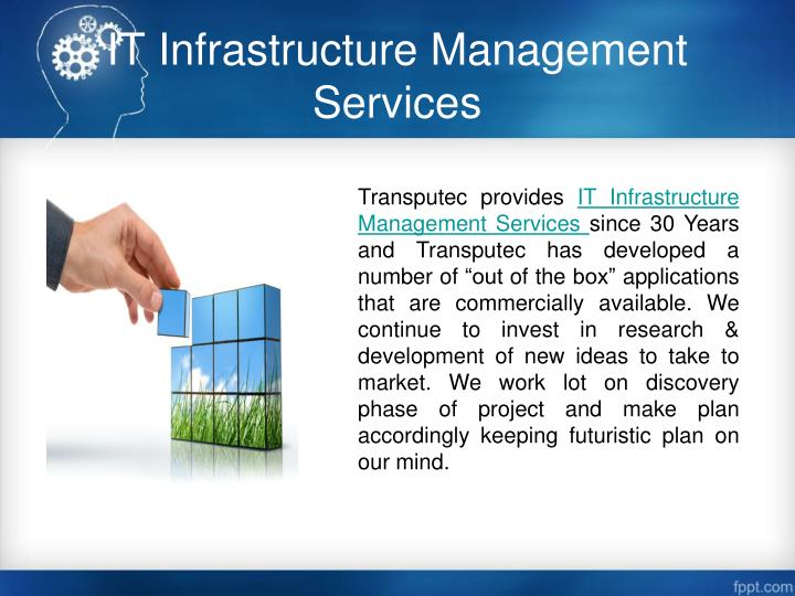 IT Infrastructure Management Services
