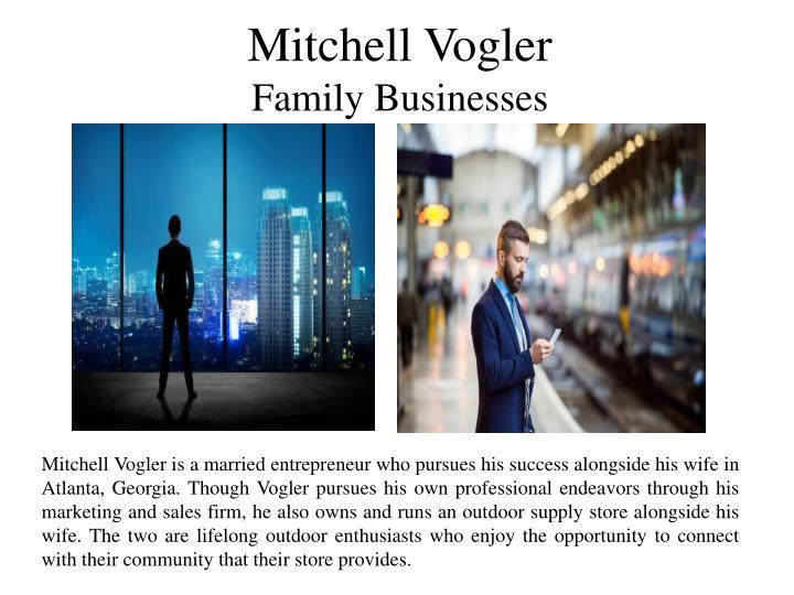 Mitchell Vogler