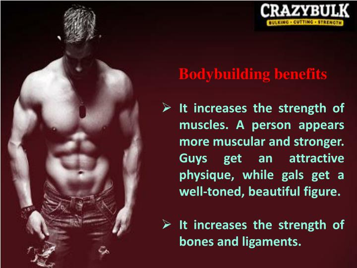 Bodybuilding benefits
