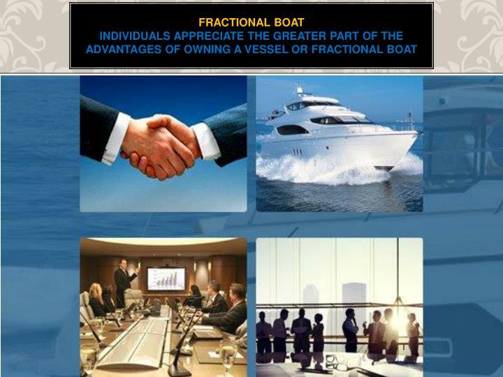 fractional boat