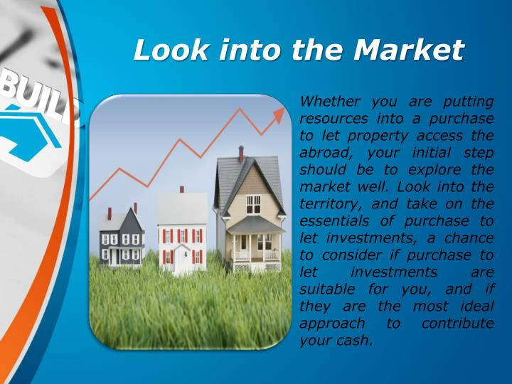 Look into the Market