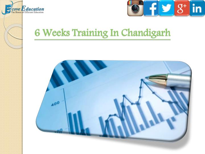 6 Weeks Training In Chandigarh