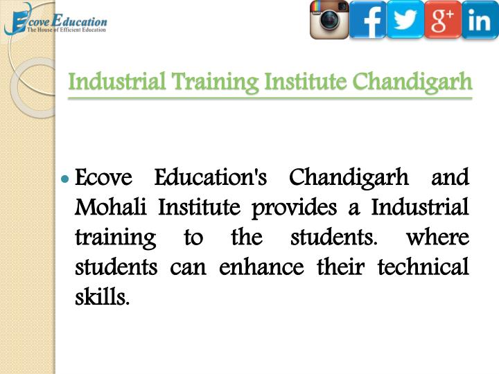Industrial Training Institute Chandigarh