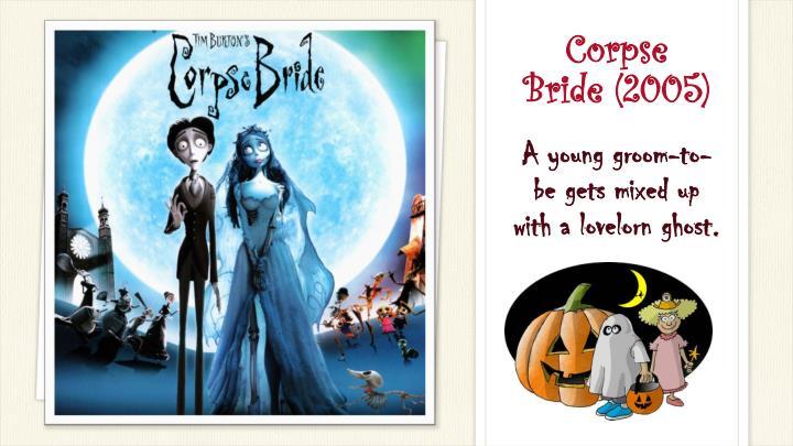 Corpse Bride(2005)
