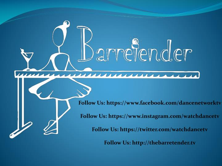 Follow Us: https://www.facebook.com/dancenetworktv