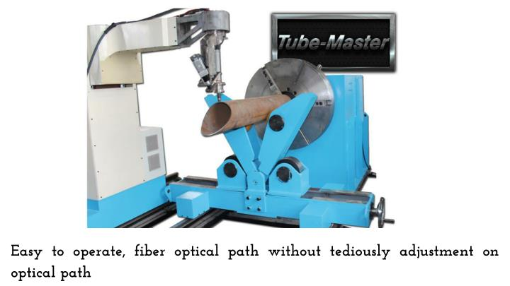 Easy to operate, fiber optical path without tediously adjustment on optical path