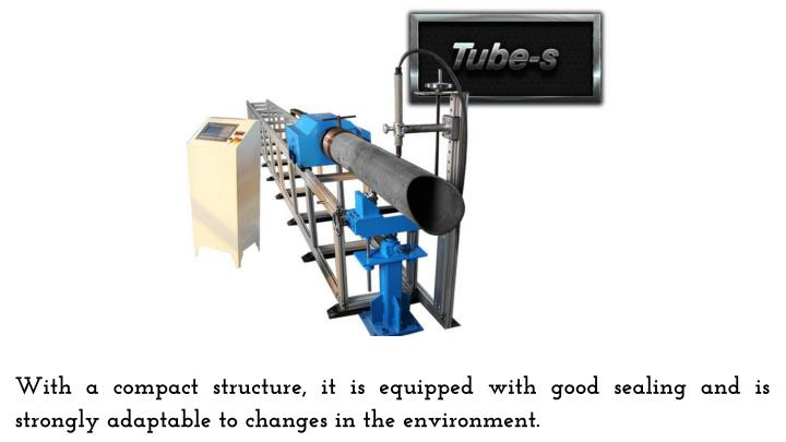 With a compact structure, it is equipped with good sealing and is strongly adaptable to changes in the environment.