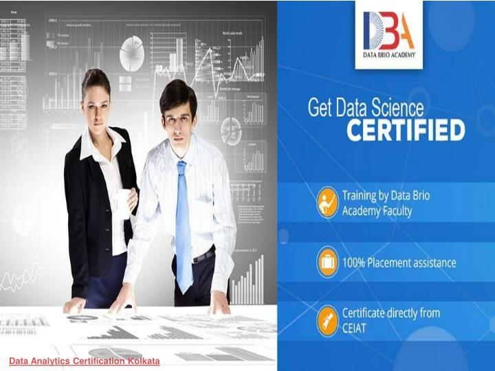 Data Analytics Certification Kolkata
