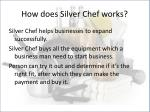 how does silver chef works