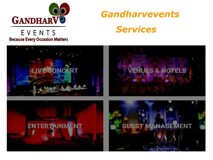 Gandharvevents