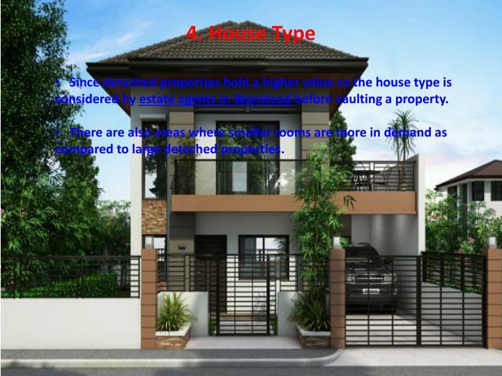 4. House Type