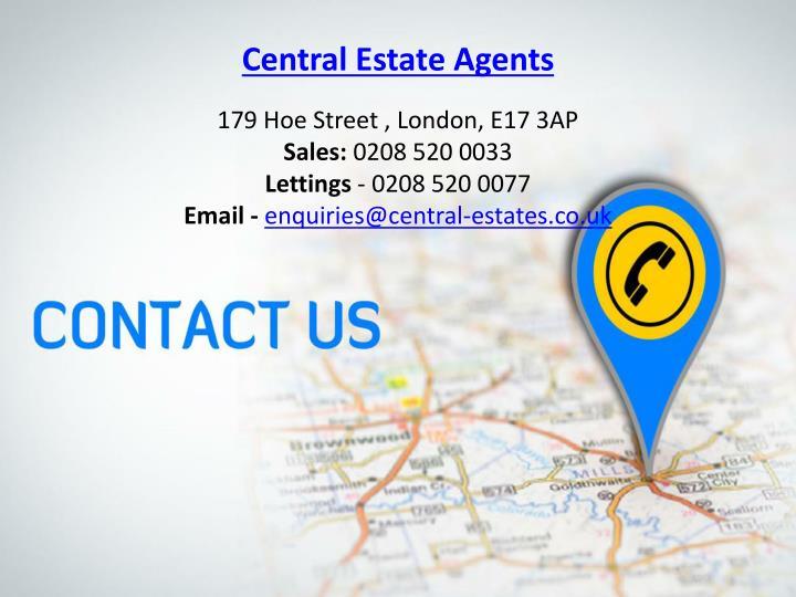 Central Estate Agents