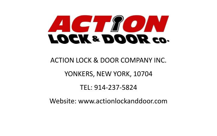 ACTION LOCK & DOOR COMPANY INC.