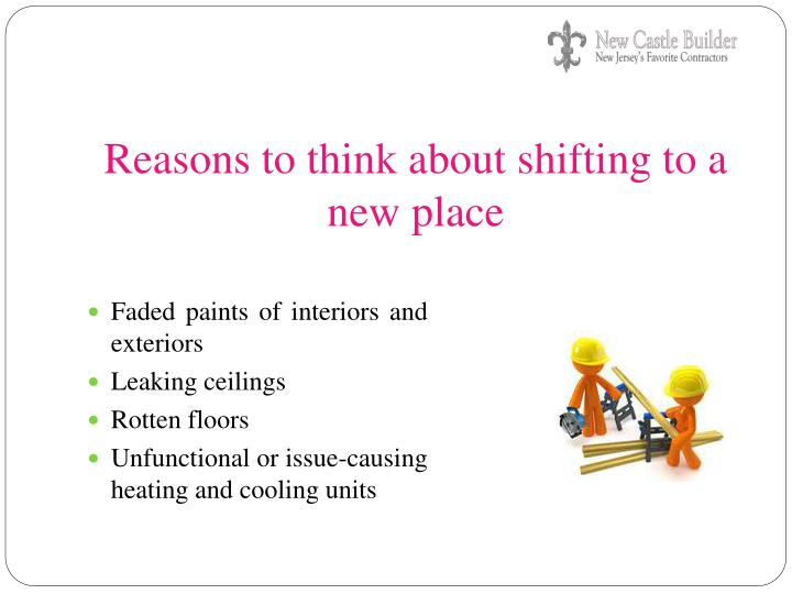 Reasons to think about shifting to a new