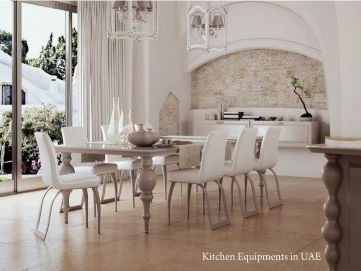 Kitchen Equipments in UAE