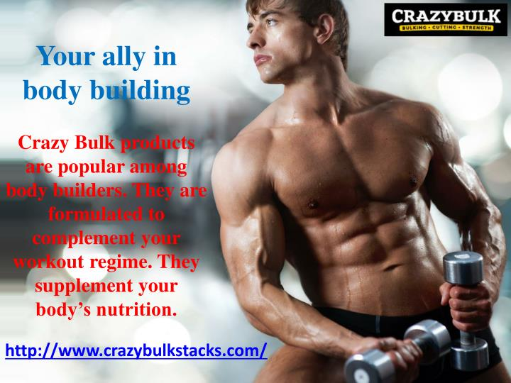 Your ally in body building
