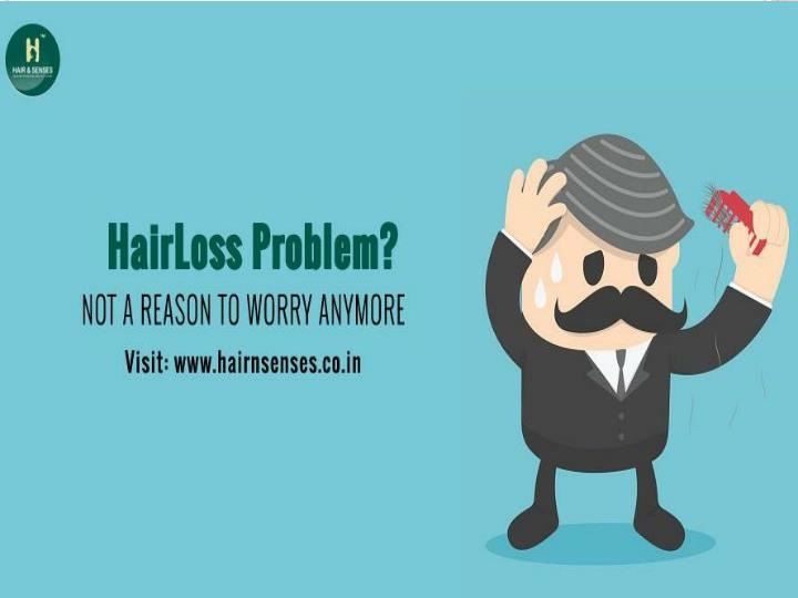 Hair senses top clinic for hair transplant in india