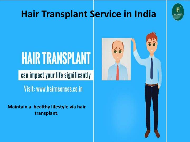 Hair Transplant Service in India