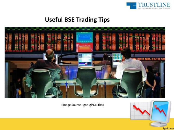 Useful BSE Trading Tips