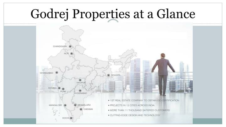 Godrej Properties at a Glance