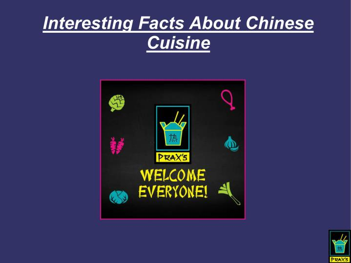 Interesting Facts About Chinese
