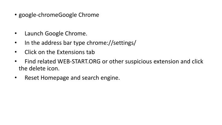 google-chromeGoogle Chrome