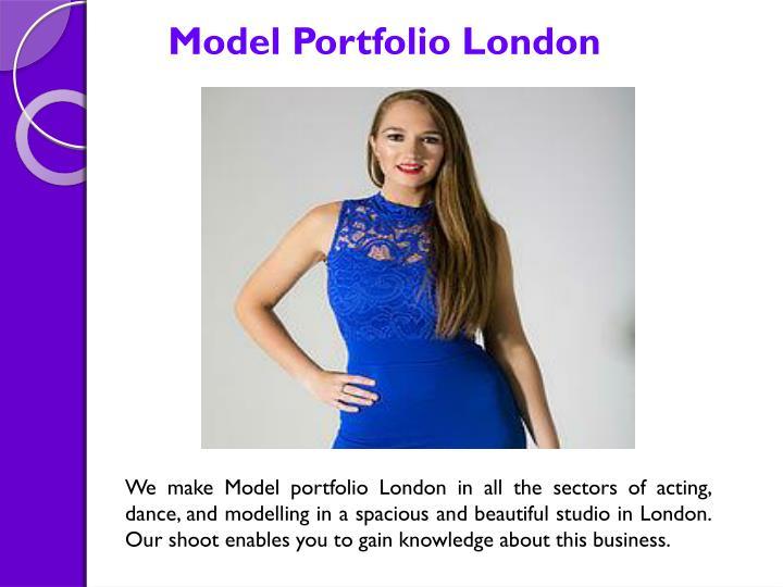 Model Portfolio London