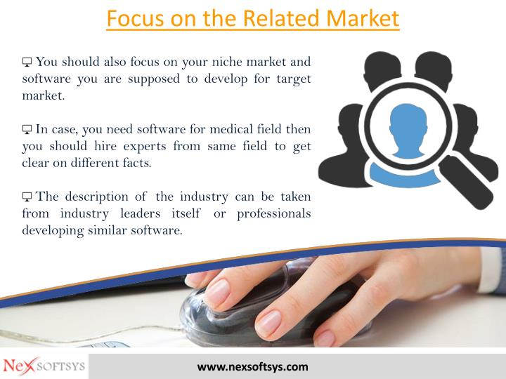 Focus on the Related Market