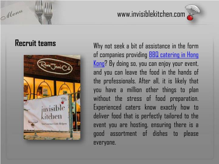 www.invisiblekitchen.com