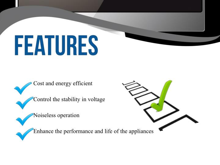 Cost and energy efficient