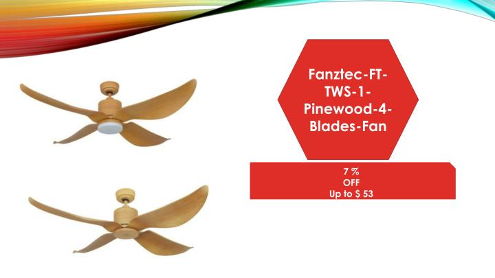 Fanztec-FT-TWS-1-Pinewood-4-Blades-Fan