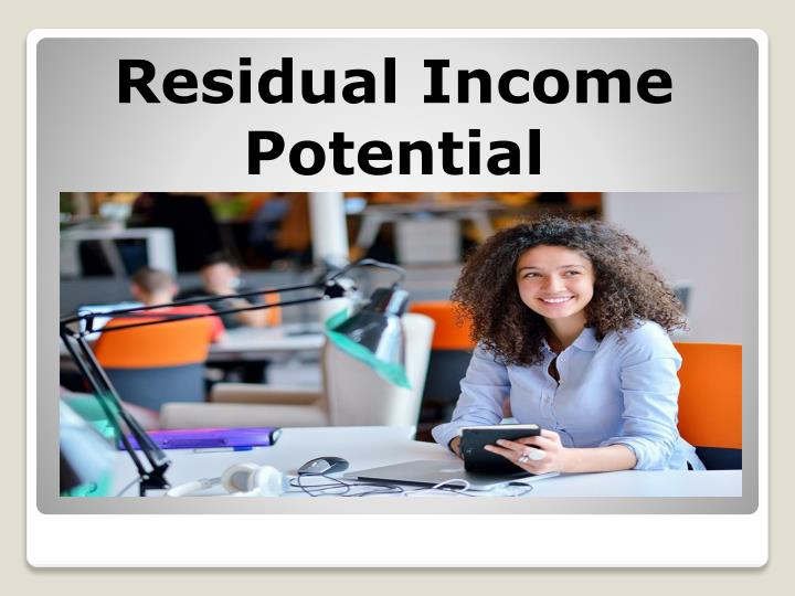 Residual Income Potential