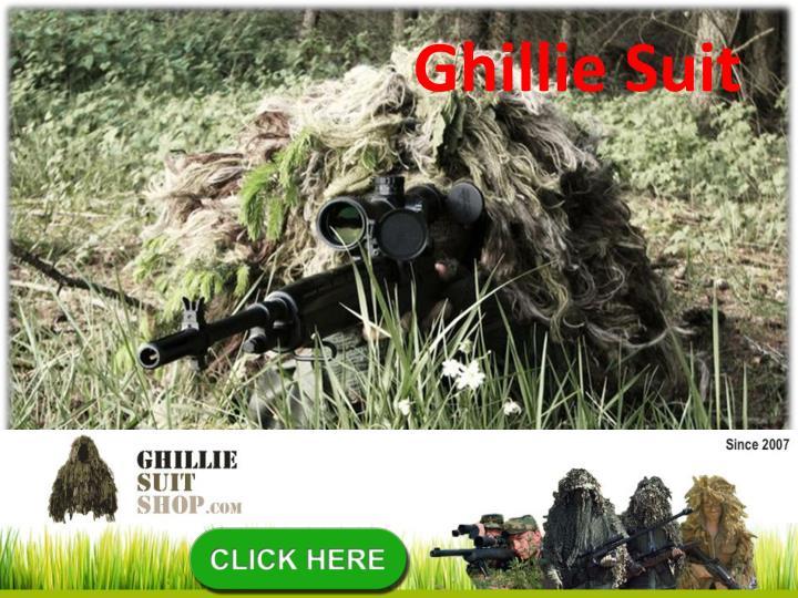 Ghillie