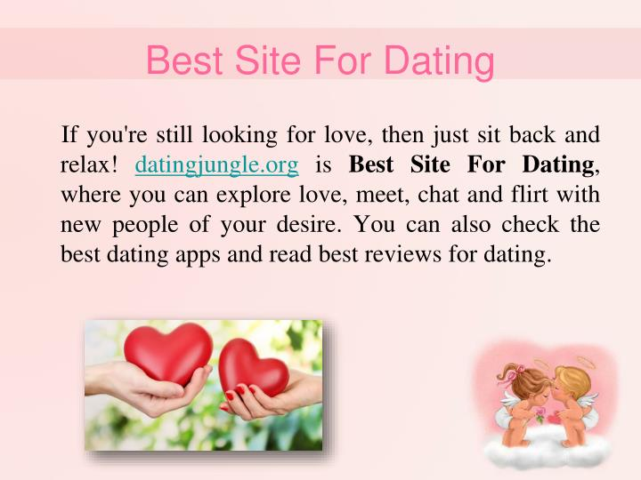 Best site for dating1
